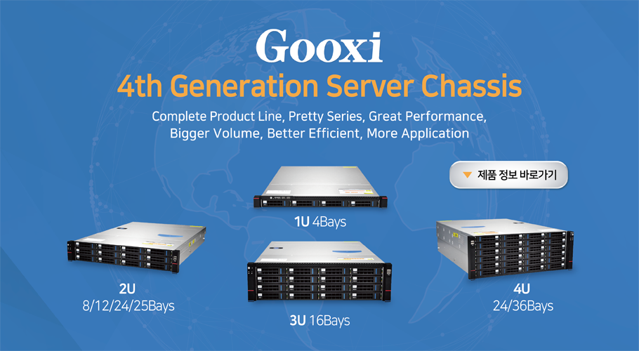 Gooxi Chassis